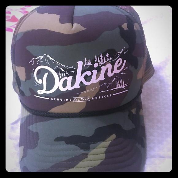 46ccba97dda Dakine Accessories - DaKine trucker hat